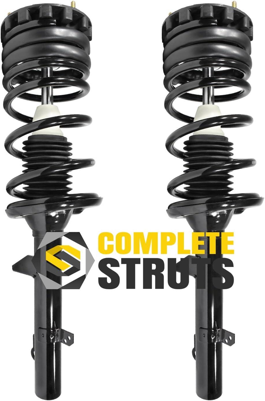 NEW Heavy Duty  Rear Left /& Right  Shock Strut Assembly Pair Set 2