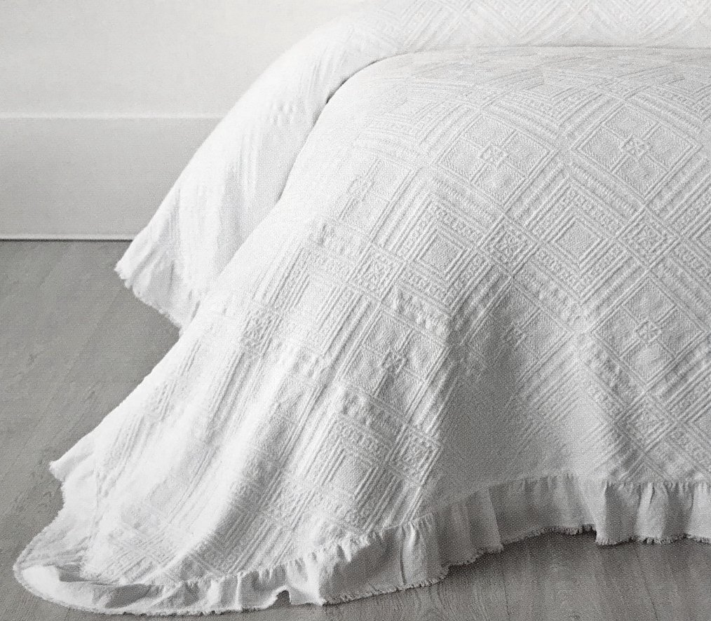 Piu Belle Bedspread.