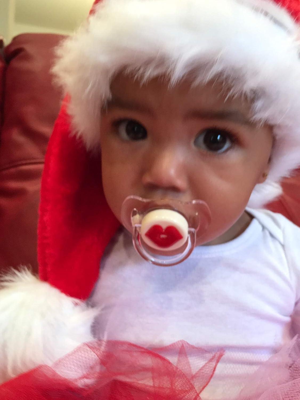Amazon.com: red-kissable – Labios de silicona – Baby- bigote ...