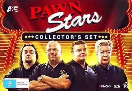 Amazon com: Pawn Stars Collector's Set DVD [10 Discs]: Rick