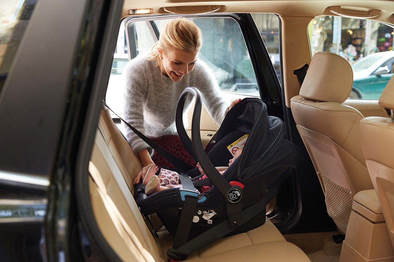 Baby Jogger Single Stroller Car Seat Adapter City Go  Black