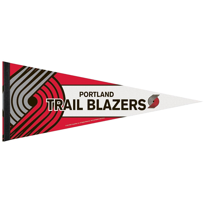 WinCraft NBA PORTLAND TRAIL BLAZERS Premium Pennant
