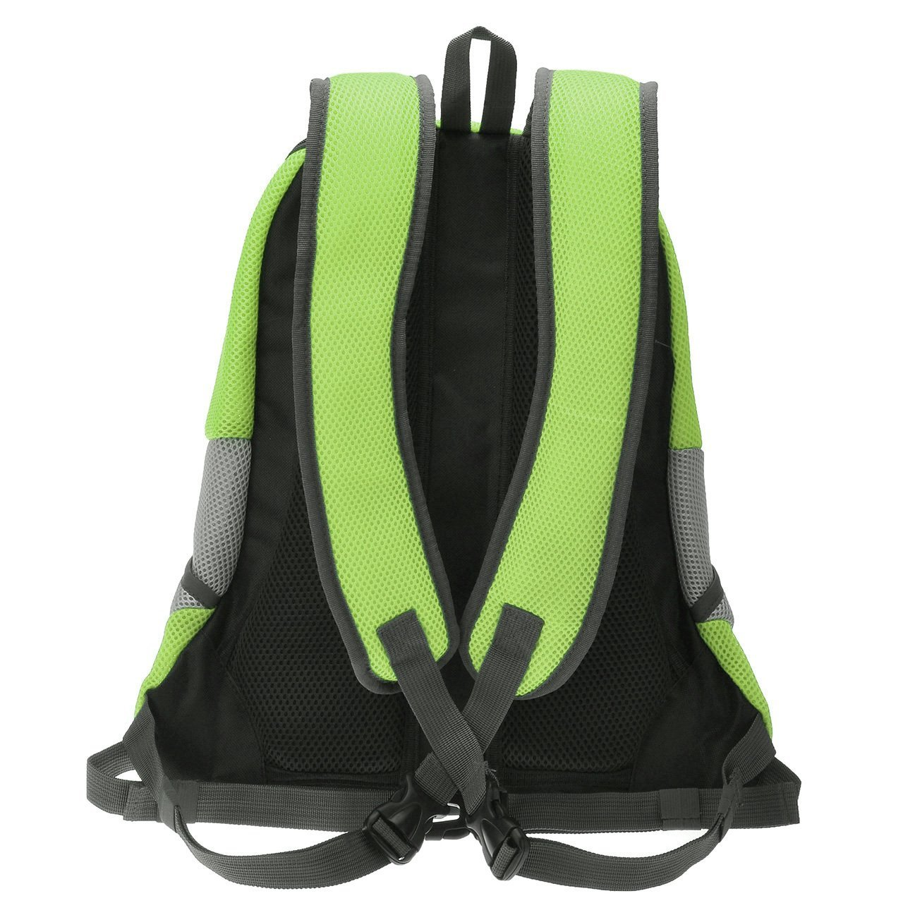 CozyCabin Latest Style Comfortable Dog Cat Pet Carrier Backpack Travel Carrier Bag Front for Small dogs Puppy Carrier Bike Hiking Outdoor (L, Green)
