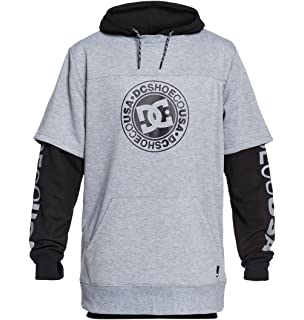 0b53aa25e7 DC Shoes Dryden - Technical Hoodie for Men - Technical Hoodie - Men ...