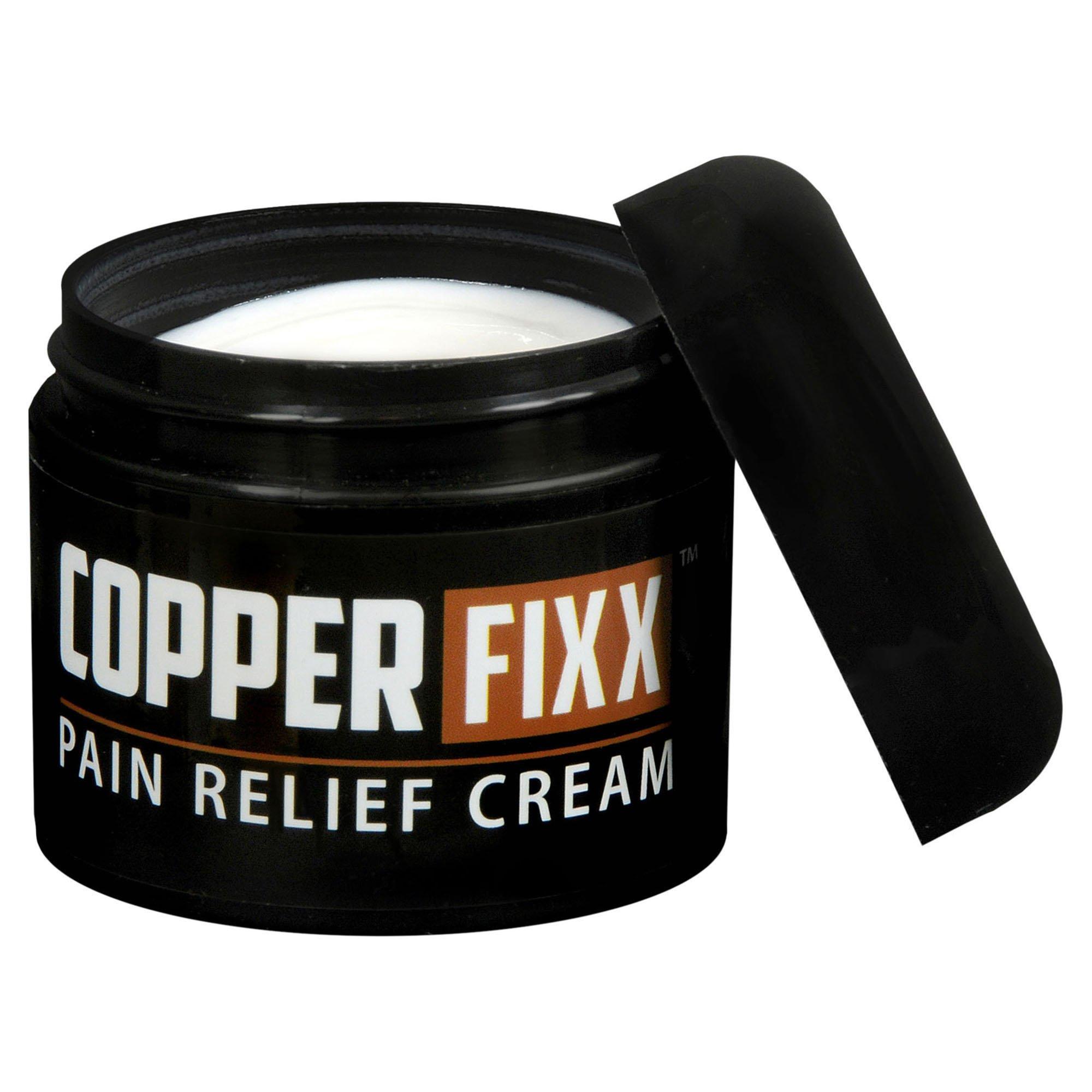 CopperFixx Pain Relief Cream, 2 Fluid Ounce