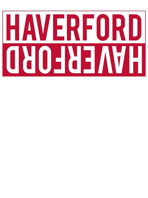 NCAA Haverford Squirrels 72AHVR Unisex Slapshot Vintage Jersey T-Shirt