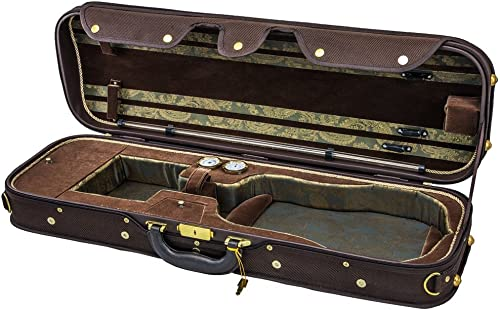 Sky Violin Oblong Case VNCW06 Solid Wood