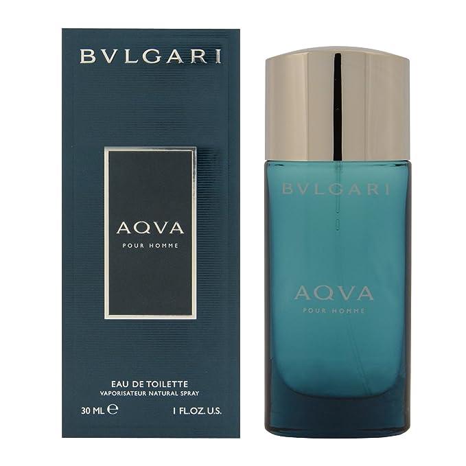 Bvlgari Aqua Eau De Toilette Spray for Men, 100ml  Bulgari  Amazon.in   Beauty cd29802e0a