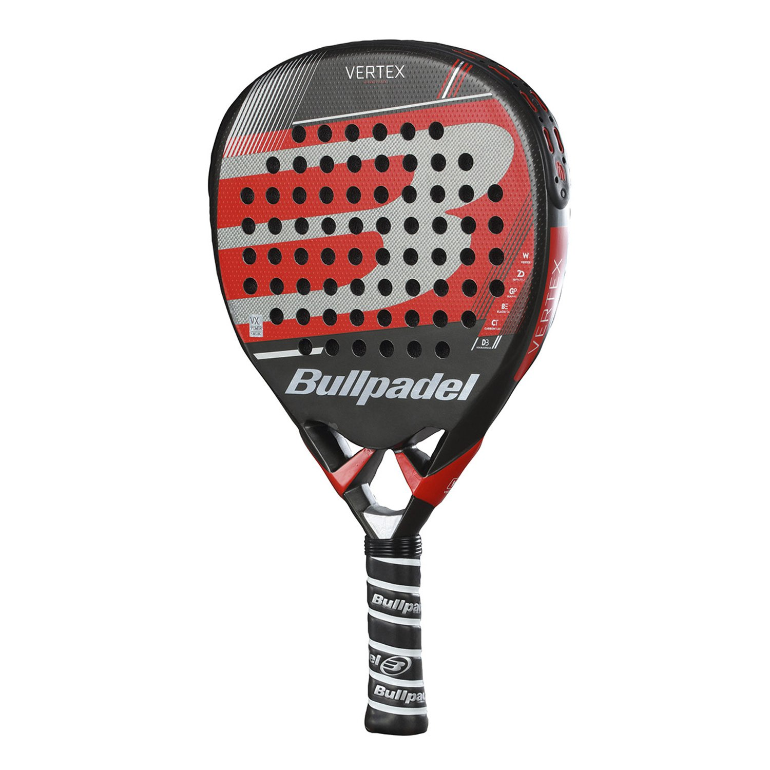 BULLPADEL Vertex 18-370-375: Amazon.es: Deportes y aire libre
