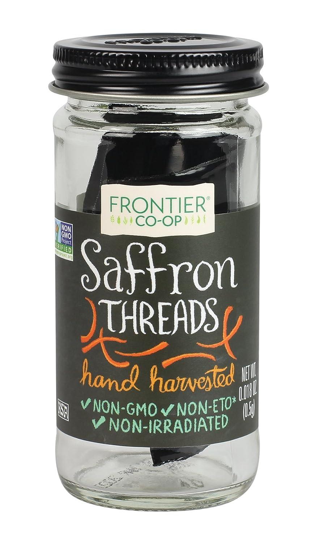 Frontier Saffron, 0.018-Ounce Bottle