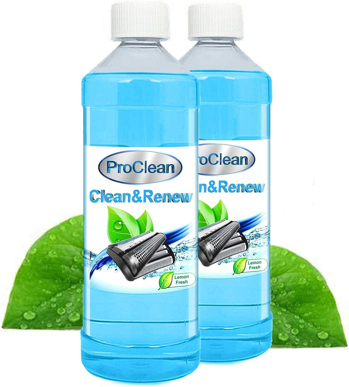 Ideal Pro Clean cabezal de limpiador 2 x 1000 ml nachfüllf lüssig ...