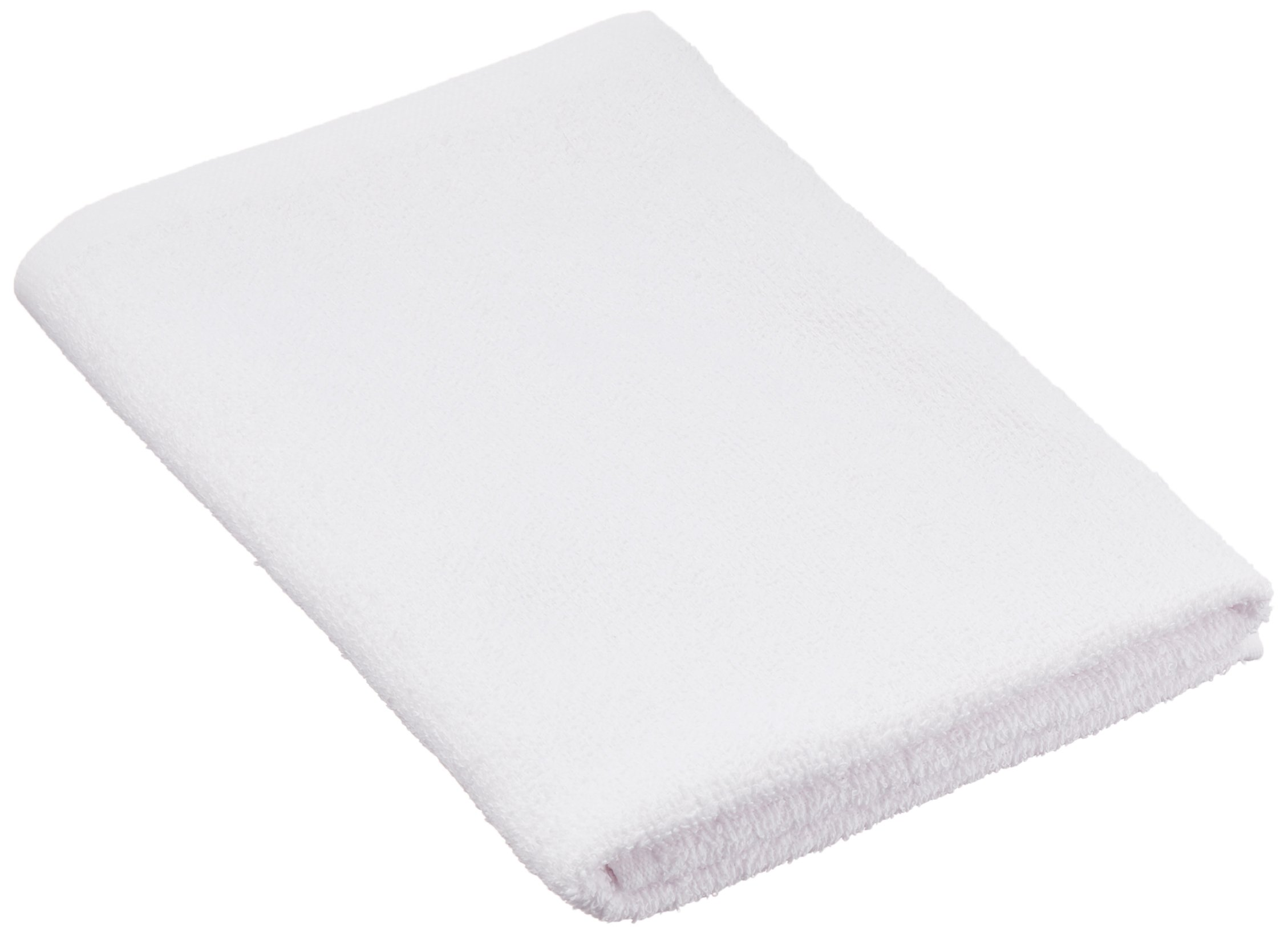 Sammons Preston Terry Cloth Towels, 20'' x 40'', Pack of 12, White, Clinical Terry Towels, Cleaning Wash Cloth for Disinfecting Hospital Supplies and Surfaces, Machine Washable Commercial Grade Rag