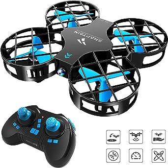 SNAPTAIN H823H Mini Drone For Kids RC Nano Qu
