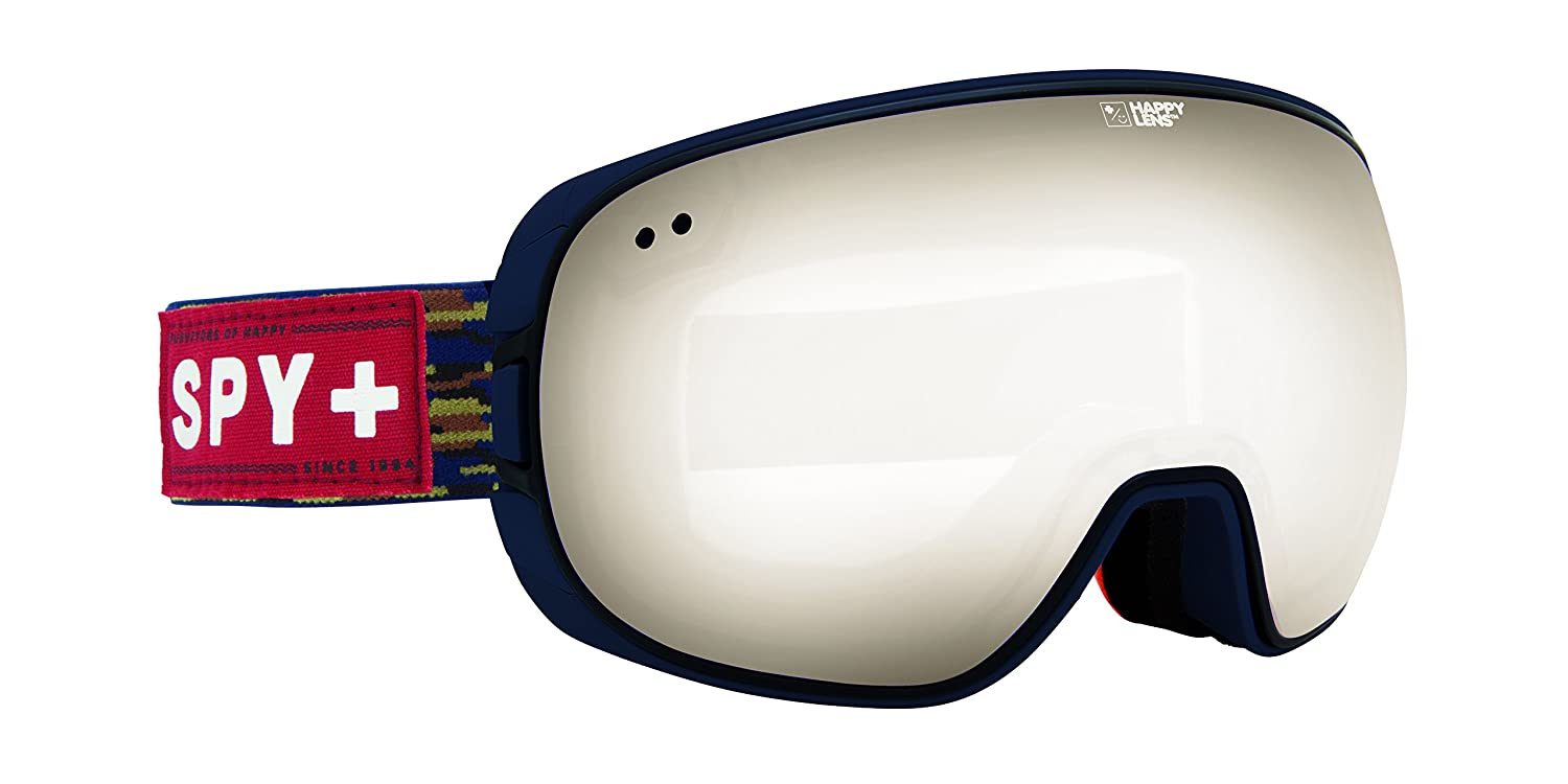 Spy Snow Goggle Bravo - After Party Happy Pack (with/Bonus Lens) - Gafas de esquí, color negro, talla única: Amazon.es: Deportes y aire libre