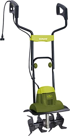 Amazon Com Sun Joe Tj600e Joe 14 Inch 6 5 Amp Electric Tiller