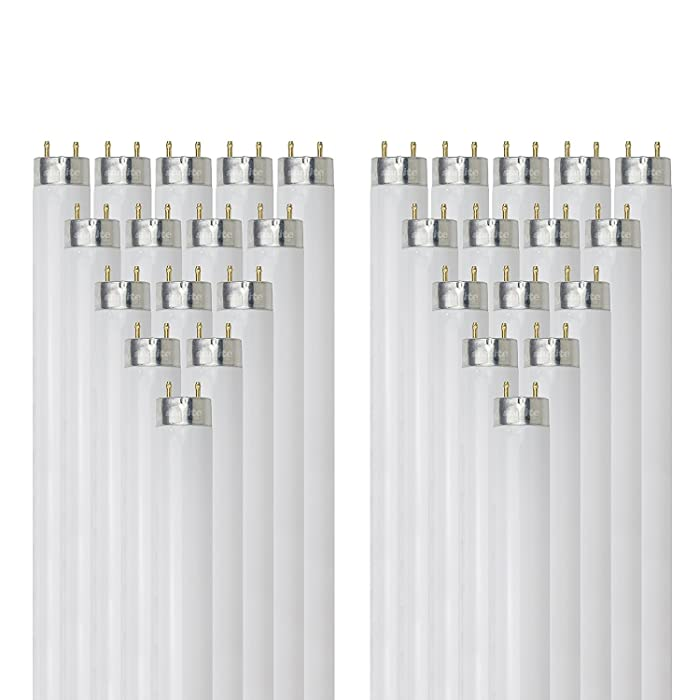 The Best Ge Soft White 40W Double Life Vibration Resistant