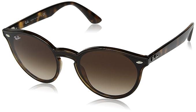 ce4219b250ef8 RAYBAN Unisex s 0RB4380N 710 13 37 Sunglasses