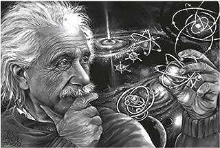 product image for Einstein Quazar Poster (24x36) PSA009969