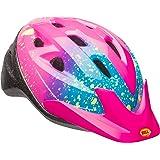 Bell Rally Child Helmet Pink Splatter Stella
