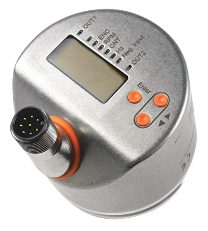 IFM RUP500 - Encoder Output A B Z Stainless 54mm D
