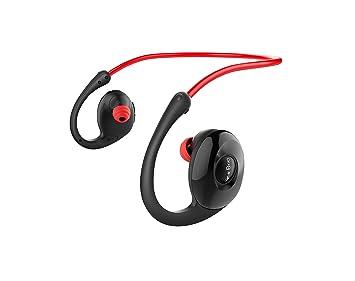 Auriculares Bluetooth Deportivos, Fuleadture Inalambricos In Ear Cascos con Micrófono y Cancelación de Ruido y