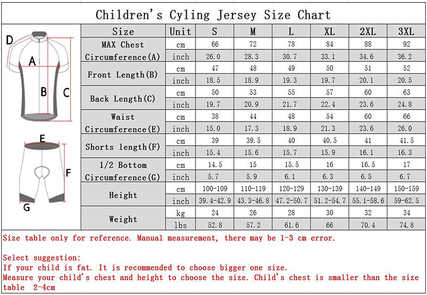 Children Cycling Bike Shorts Kid Cartoon Bicycle Riding Half Pants 3D Gel Padded Cycle Wear Tights for Girl Blue Fairy Size M