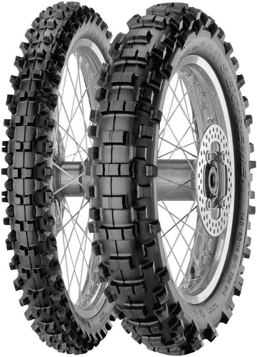 Metzeler 6 Days Extreme 120/90-18 Rear Enduro Pn:1623800