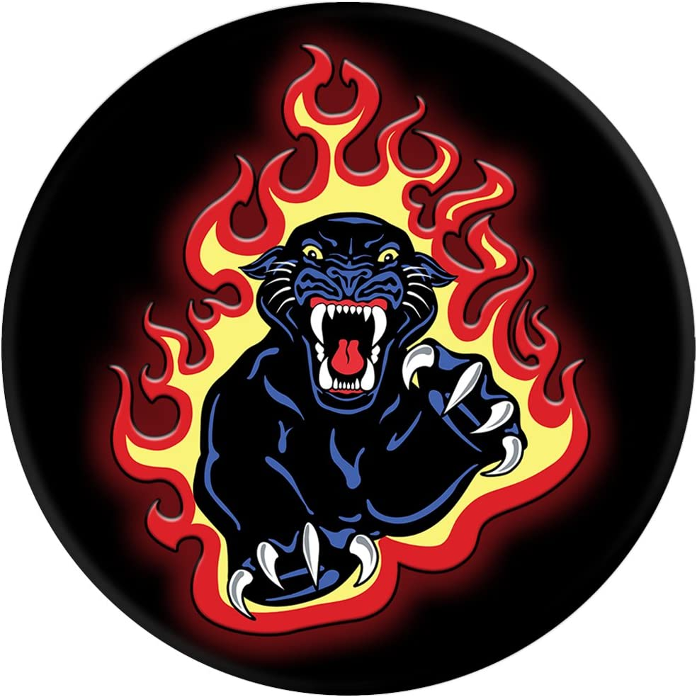 PopSockets Stand In A Blister Pack – Panther Flames: Amazon.es: Electrónica