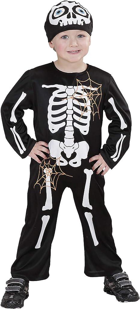 WIDMANN 4994K - Disfraz de esqueleto Bestia para niño: Amazon.es ...