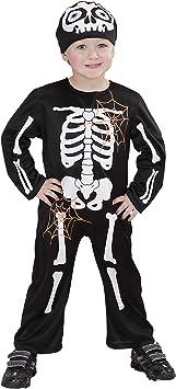 WIDMANN 4994K - Disfraz de esqueleto Bestia para niño: Amazon ...