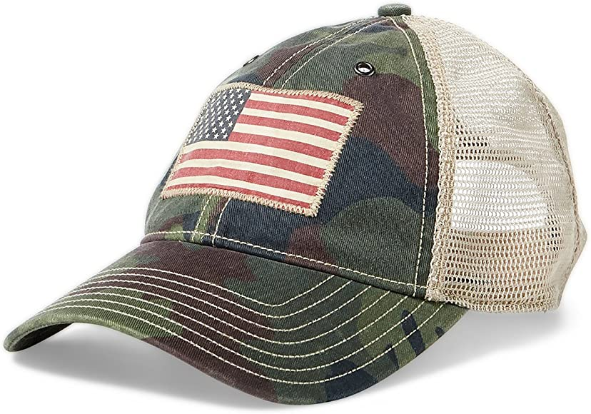 Ralph Lauren Polo Hombre Trucker Mesh Cap - -: Amazon.es: Ropa y ...