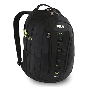c1dacb8a1f Amazon.com  Fila Vertex Tablet and Laptop Backpack School