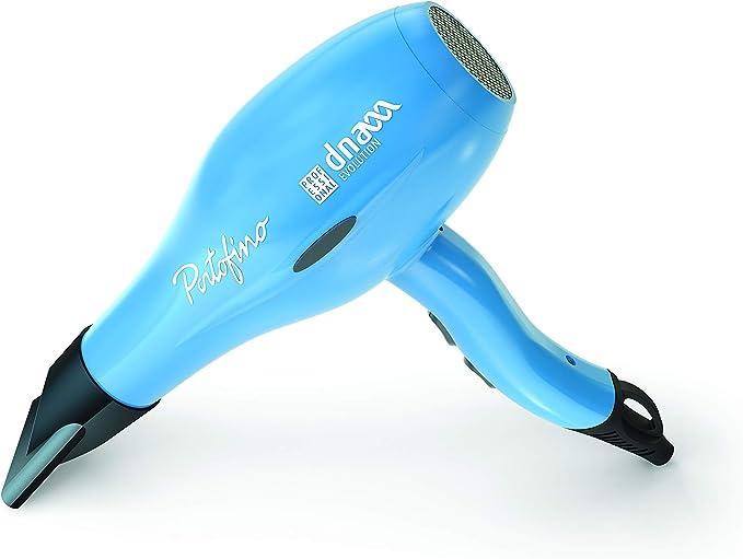 DNA Evolution 8307bl Sèche cheveux Portofino, 18002000 W, bleu