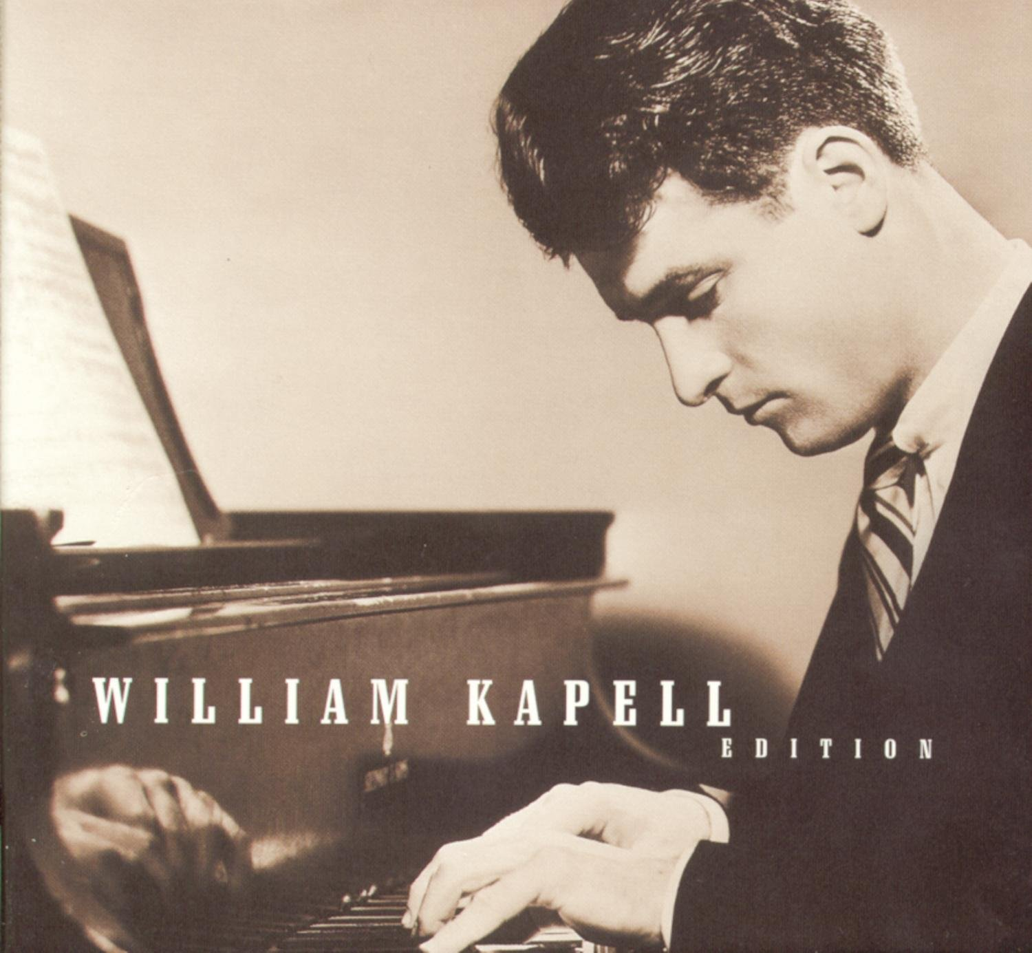 William Kapell Edition by Sony Classical