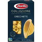 BARILLA Collezione Orecchiette Pasta, 12 oz. Box - 6 Servings Per Box - Pantry Friendly Artisanal Pasta - Non-GMO, All Natura