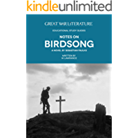 Notes on Birdsong (English Edition)