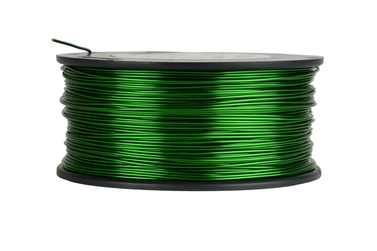 TEMCo 18 AWG Copper Magnet Wire - 1.5 lb 299 ft