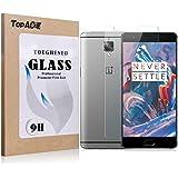 OnePlus 3 Pellicola Vetro Temperato, TopAce Vetro Temperato Pellicola Protettiva Protezione Protettore Glass Screen Protector per OnePlus 3