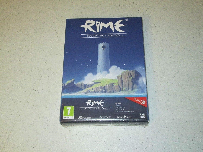 Rime - Collectors Edition: Amazon.es: Videojuegos