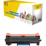 NYT Replacement for Brother TN760 Toner - High Yield Black 1-Pack NO CHIP for Brother HL-L2350DW HL-L2370DW HL-L2370DW XL HL-L2390DW DCP-L2550DW HL-L2395DW MFC-L2710DW MFC-L2750DW MFC-L2750DW XL