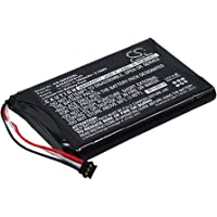 Replacement Battery for Garmin Nuvi 010-01187-01 2539LM 2539LMT 2559LM 2559LMT 2589LMT 2597LMT 2599LMT 2599LMTHD