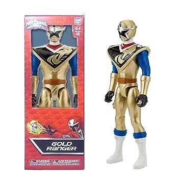 Power Rangers 43625 Ninja - Figura de Acero (30 cm), Color ...