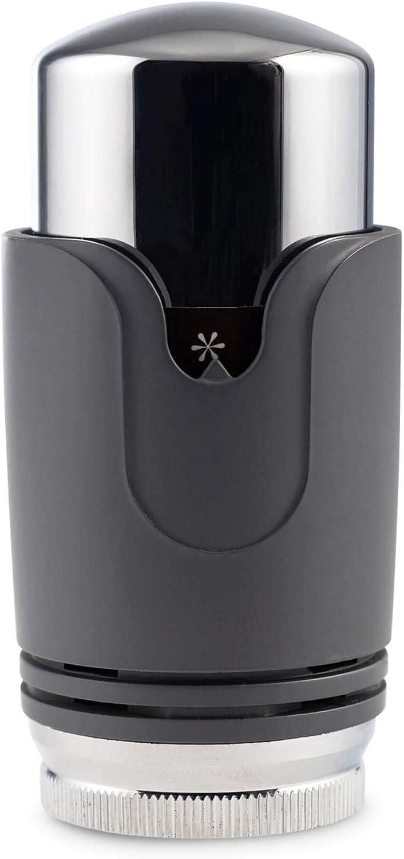Grigio Opaco Testina termostatica per termosifone VILSTEIN Colore