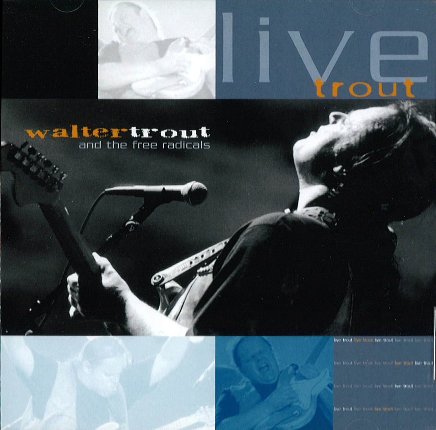 Live Trout Vol. 1 by Trout, Walter
