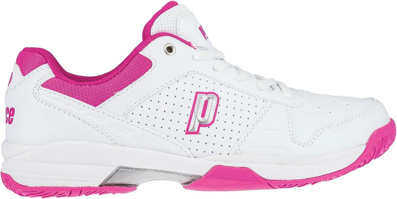 Prince Advantage Lite Womens Tennis Shoes White//Pink