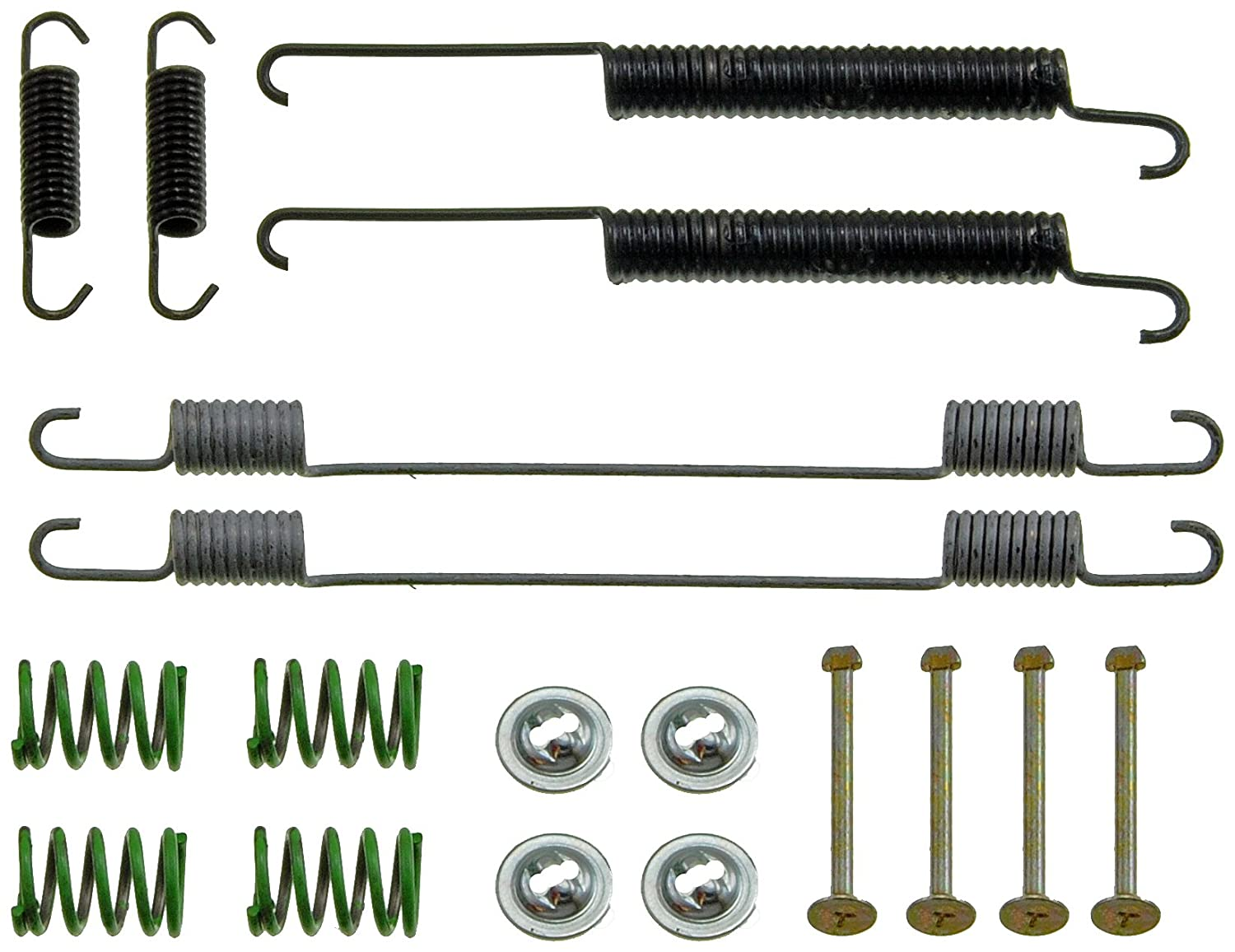 Dorman HW17384 Drum Brake Hardware Kit