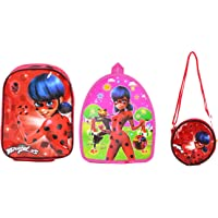 Miraculous Ladybug School Backpack Bag Swimming Bag Purse Coin Bagkids Gift