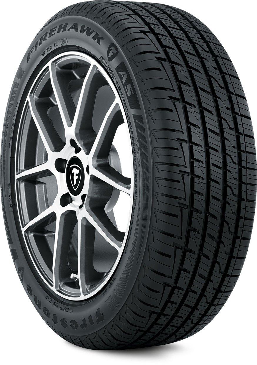 Firestone Firehawk AS All-Season Radial Tire - 235/55R18 100V 001424