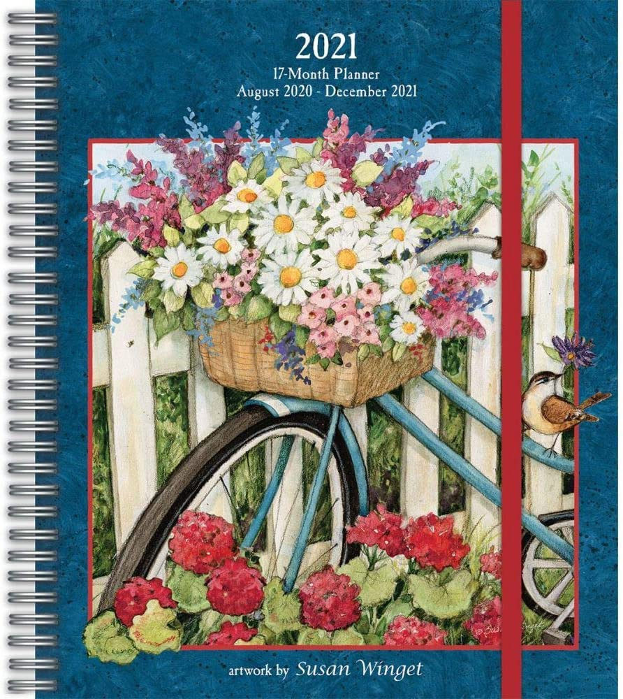WSBL Comforts of Home 2021 Deluxe Planner (21997061046)