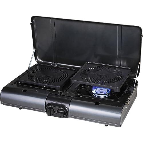 イワタニ テーブルトップ型BBQグリル フラットツイングリル